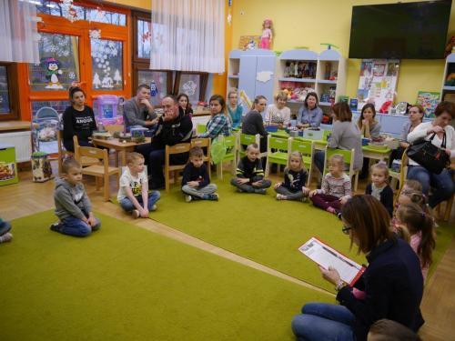 Przedszkole Radgoszcz - świąteczne zajęcia otwarte1