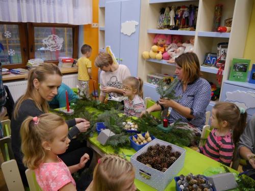 Przedszkole Radgoszcz - świąteczne zajęcia otwarte11