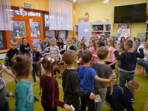 Przedszkole Radgoszcz - świąteczne zajęcia otwarte2