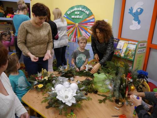 Przedszkole Radgoszcz - świąteczne zajęcia otwarte21