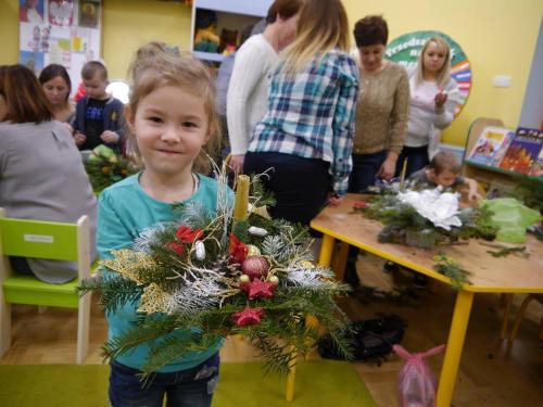 Przedszkole Radgoszcz - świąteczne zajęcia otwarte23