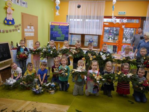 Przedszkole Radgoszcz - świąteczne zajęcia otwarte24