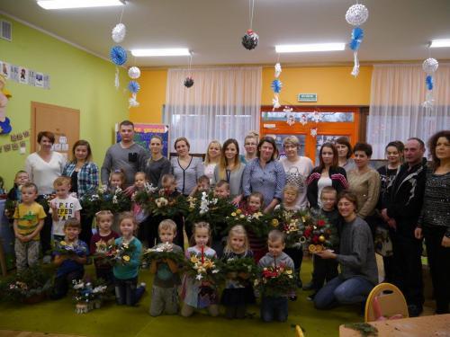 Przedszkole Radgoszcz - świąteczne zajęcia otwarte25