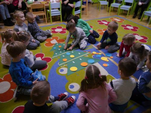 Przedszkole Radgoszcz - świąteczne zajęcia otwarte29