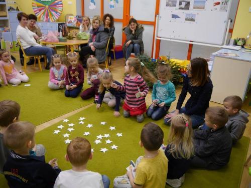 Przedszkole Radgoszcz - świąteczne zajęcia otwarte3