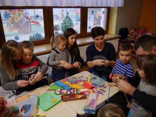 Przedszkole Radgoszcz - świąteczne zajęcia otwarte33