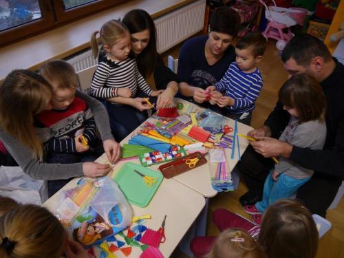 Przedszkole Radgoszcz - świąteczne zajęcia otwarte37