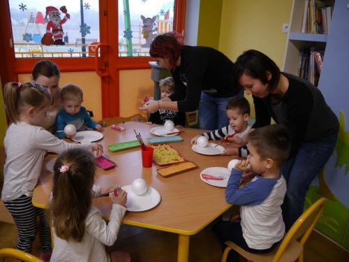Przedszkole Radgoszcz - świąteczne zajęcia otwarte38