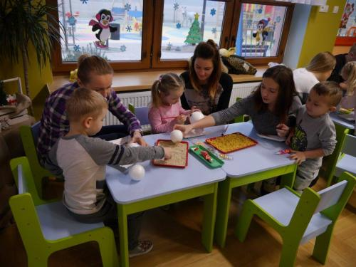 Przedszkole Radgoszcz - świąteczne zajęcia otwarte40