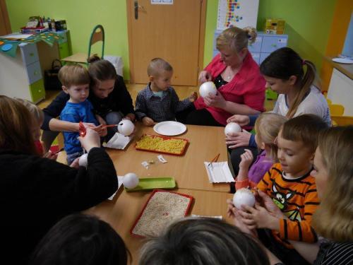 Przedszkole Radgoszcz - świąteczne zajęcia otwarte41