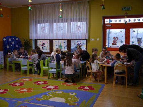 Przedszkole Radgoszcz - świąteczne zajęcia otwarte43