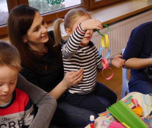 Przedszkole Radgoszcz - świąteczne zajęcia otwarte45
