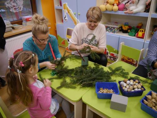 Przedszkole Radgoszcz - świąteczne zajęcia otwarte5