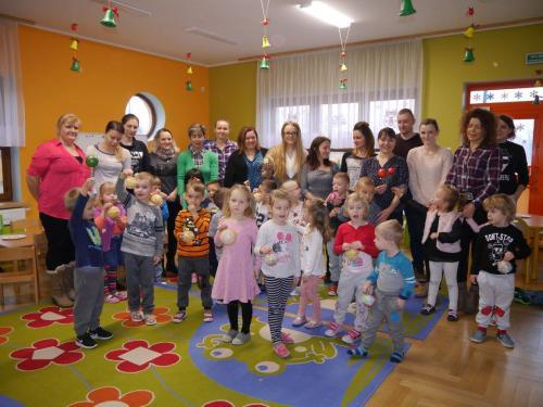 Przedszkole Radgoszcz - świąteczne zajęcia otwarte59