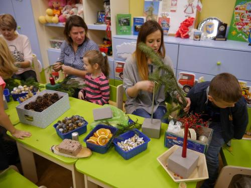Przedszkole Radgoszcz - świąteczne zajęcia otwarte6