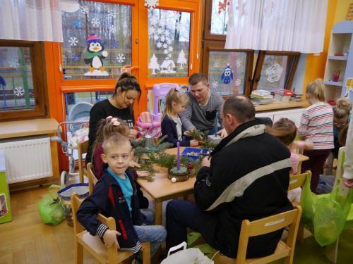 Przedszkole Radgoszcz - świąteczne zajęcia otwarte9
