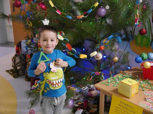 Przedszkole Radgoszcz - kiermasz świąteczny4
