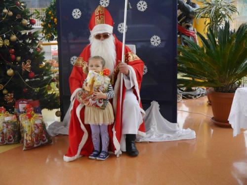 Przedszkole Radgoszcz - wizyta św.Mikołaja29