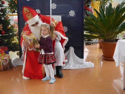 Przedszkole Radgoszcz - wizyta św.Mikołaja30