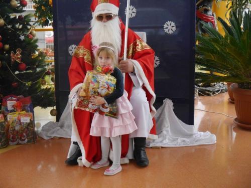 Przedszkole Radgoszcz - wizyta św.Mikołaja31