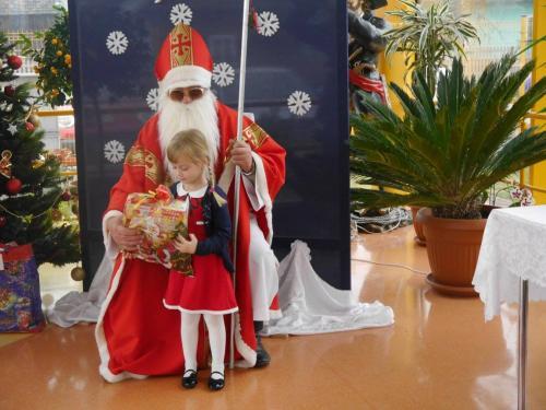Przedszkole Radgoszcz - wizyta św.Mikołaja35