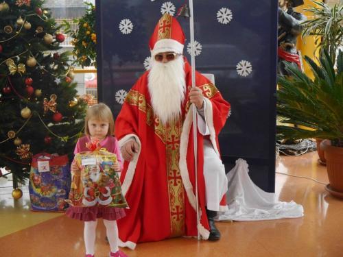 Przedszkole Radgoszcz - wizyta św.Mikołaja36