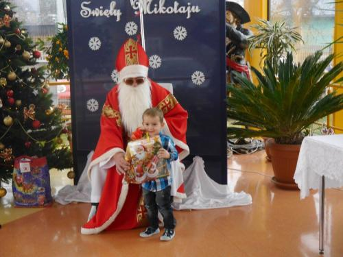 Przedszkole Radgoszcz - wizyta św.Mikołaja37