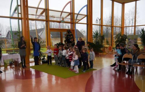Przedszkole Radgoszcz - wizyta św.Mikołaja40