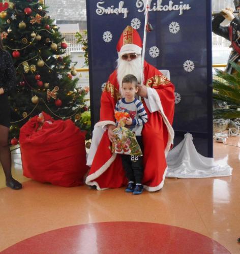 Przedszkole Radgoszcz - wizyta św.Mikołaja42