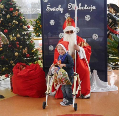 Przedszkole Radgoszcz - wizyta św.Mikołaja43