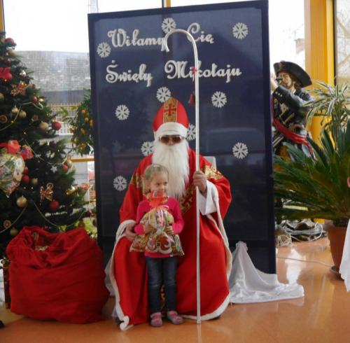 Przedszkole Radgoszcz - wizyta św.Mikołaja44