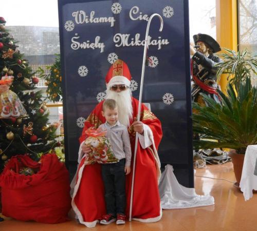 Przedszkole Radgoszcz - wizyta św.Mikołaja45