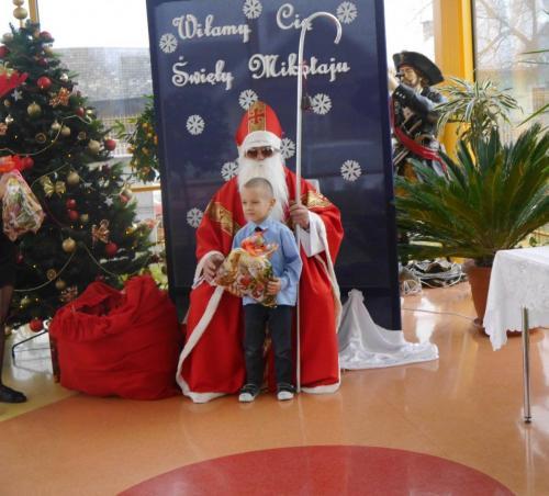 Przedszkole Radgoszcz - wizyta św.Mikołaja46