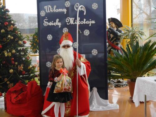 Przedszkole Radgoszcz - wizyta św.Mikołaja47