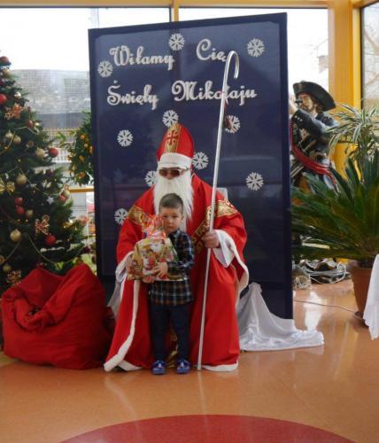 Przedszkole Radgoszcz - wizyta św.Mikołaja48