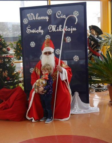 Przedszkole Radgoszcz - wizyta św.Mikołaja50