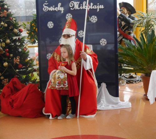 Przedszkole Radgoszcz - wizyta św.Mikołaja51