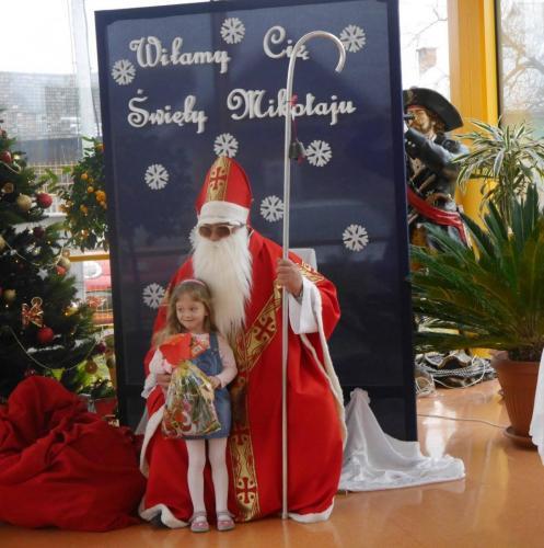 Przedszkole Radgoszcz - wizyta św.Mikołaja52