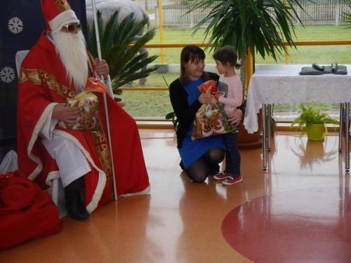Przedszkole Radgoszcz - wizyta św.Mikołaja54