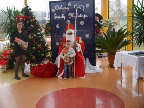 Przedszkole Radgoszcz - wizyta św.Mikołaja55