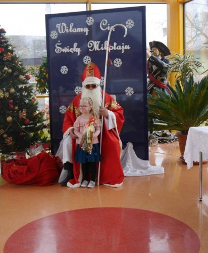 Przedszkole Radgoszcz - wizyta św.Mikołaja56