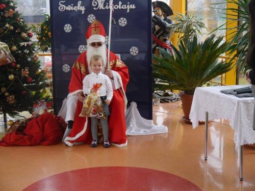 Przedszkole Radgoszcz - wizyta św.Mikołaja59