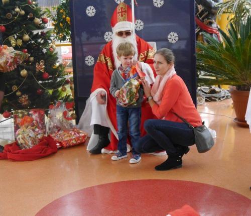 Przedszkole Radgoszcz - wizyta św.Mikołaja61