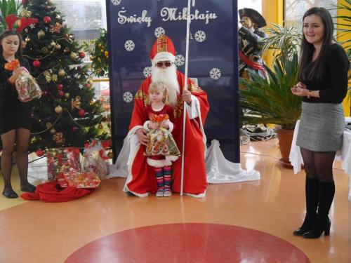 Przedszkole Radgoszcz - wizyta św.Mikołaja62