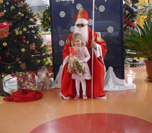 Przedszkole Radgoszcz - wizyta św.Mikołaja63