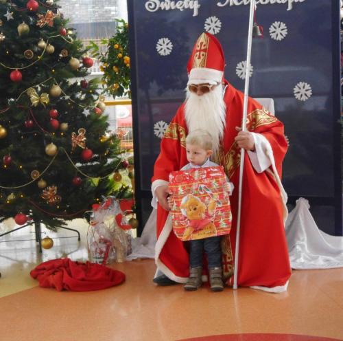 Przedszkole Radgoszcz - wizyta św.Mikołaja64