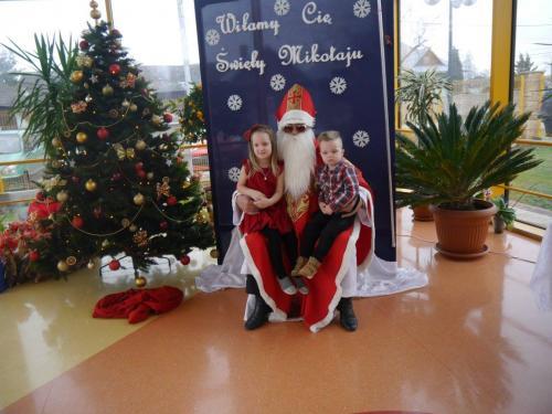 Przedszkole Radgoszcz - wizyta św.Mikołaja70