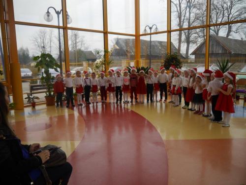 Przedszkole Radgoszcz - wizyta św.Mikołaja71