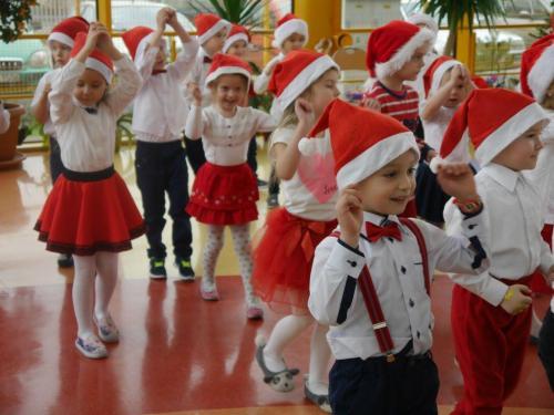 Przedszkole Radgoszcz - wizyta św.Mikołaja73