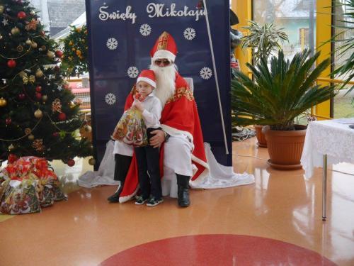 Przedszkole Radgoszcz - wizyta św.Mikołaja77